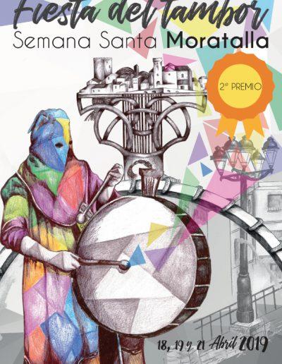2º PREMIDO SEMANA SANTA MORATALLA 2019