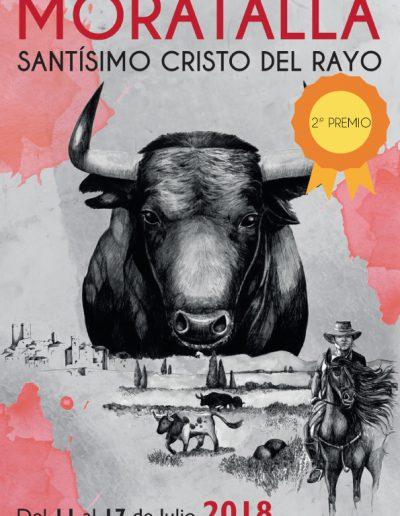 2º PREMIO STMO CRISTO DEL RAYO 2018
